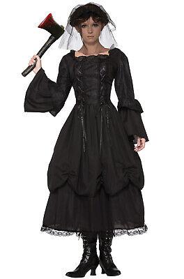 Miss Lizzie Borden  Murderer Adult - Murderer Costume