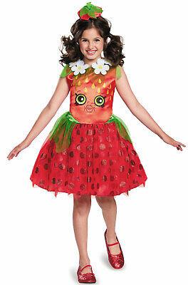 Strawberry Kiss Classic Child Costume - Kiss Kids Costume