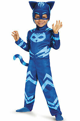 PJ Masks Superhero Catboy Classic Toddler Costume - Costumes Toddlers