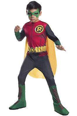 Robin Costume Kids (Brand New Robin Child Costume)