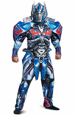Brand New Transformers Optimus Prime Deluxe Adult