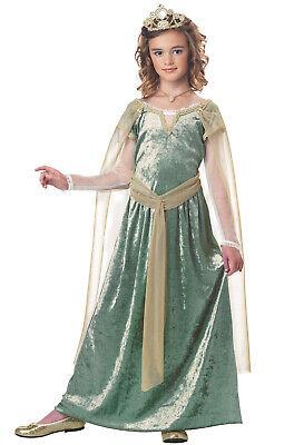Queen Guinevere Renaissance Medieval Child Halloween Costume](Baby Queen Costume)
