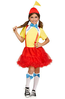 Alice In Wonderland Costume Children (Alice in Wonderland - Tweedle Dee/Dum Child)