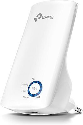 TP-LINK RANGE EXTENDER INTERNET RIPETITORE WIFI UNIVERSAL NETWORK ROUTER 300MBPS