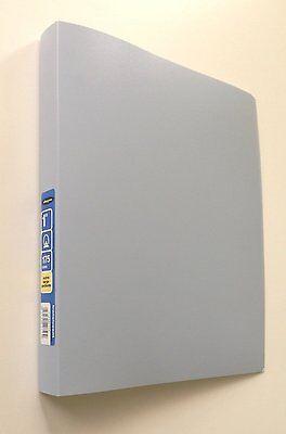 40756 Wilson Jones Translucent 3-ring Poly Binder 1-inch Capacity 8.5 X 11-inc