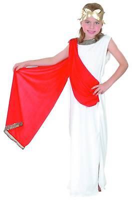 Römisches Göttinnen-Kostüm für Mädchen (Göttin Kostüme Für Mädchen)