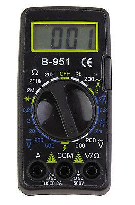 TekPower B-951 Digital Mini Size AC/DC Voltage Current Multimeter