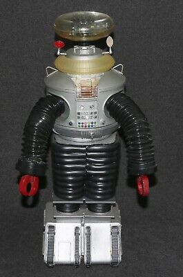 "Lost in Space Masudaya 1985 16"" Robot YM3 Lost In Space B9 Custom Motor Wheels"