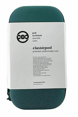 Pod Technical Classicpod Stethoscope Carry Case - Teal