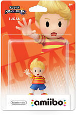 Lucas Amiibo - Super Smash Bros. Series [Brand New]