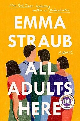 All Adults Here Book by Emma Straub 📩✅ DIGITAL, 2020 ✅📩 ⚡ INSTANT DELIVERY ⚡