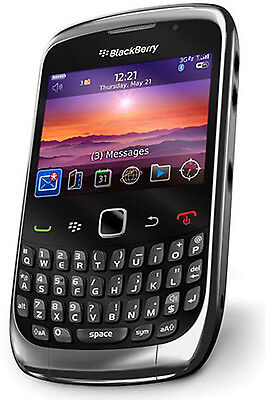 NEW RIM Blackberry Curve 3G 9300 - Grey T-Mobile Smartphone Cell Phone WiFi GSM on Rummage