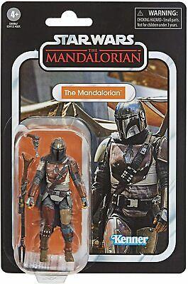 "Star Wars The Vintage Collection The Mandalorian Toy, 3.75"" Action Figure NEW"