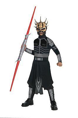 Star Wars Savage Opress Child's Costume - Size Medium (8-10) (IL/AN3-2015-884... (Savage Opress Kostüm)