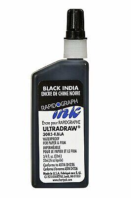 Koh-I-Noor - Rapidograph Ultradraw Ink - Ultradraw Ink