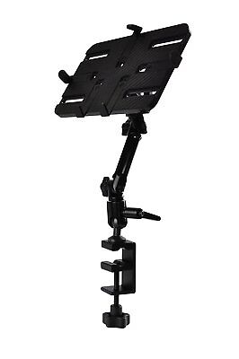 Arkscan MCLM16 Heavy Duty Aluminum Table Office Desk Tablet Clamp Mount
