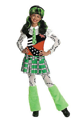 Rubie's Drama Queens Child Frankie's Girl Costume Size Small 4-6 - Frankie's Girl Halloween Costume