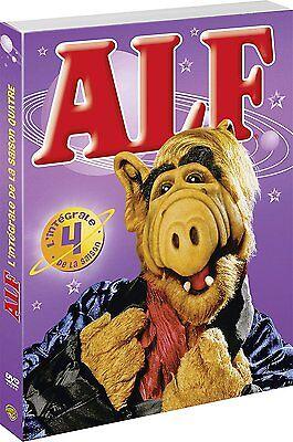ALF - INTEGRALE SAISON 4 -    DVD NEUF