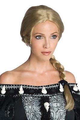Snow White and The Huntsman Adult Ravenna Wig, Blonde/Brown, One - Snow White And The Huntsman Costume
