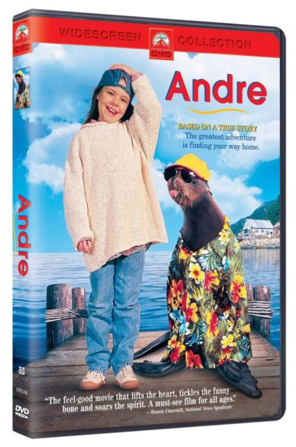 ANDRE (1994 Keith Carradine)  Pup Seal Movie  -  DVD - REGION 1 - SEALED