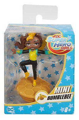 New DC Comics Super Hero Girls Bumblebee Mini Figure - Bumblebee Dc Comics