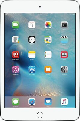 Apple iPad mini 3 64GB, Wi-Fi   Cellular (Unlocked), 7.9in - silver