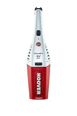 BRAND NEW: Hoover SJ60DA1 Handheld Cordless Vacuum Cleaner Lightweight in Red