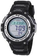Digital Compass Watch