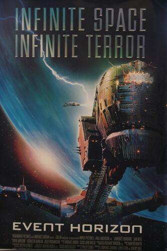Event Horizon - Laurence Fishburne - 1997 Movie Poster 27 X 40