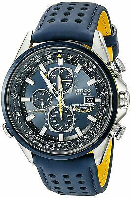Citizen AT8020-03L Mens Watch Blue Angels World Chronograph Eco-Drive