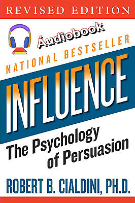 Influence: The Psychology of Persuasion (Inglês) 🔊 AUDIOBOOK