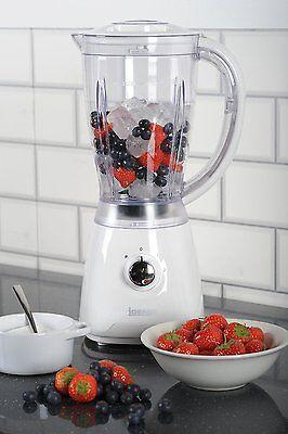 Igenix IG8311 500W Food Blender 1.5 Litre White