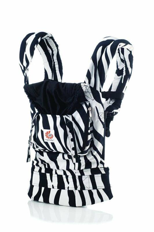 Ergobaby Original Baby Carrier, Zebra (Discontinued by Manufacturer)