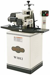 SHOP FOX® Planer Moulder with Stand - W1812