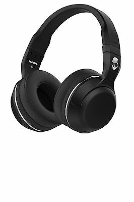 Skullcandy Hesh 2 Bluetooth 4 0 Wireless Headphones With Mic  Black