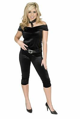 Peggy Sue Dance Queen Sandy Grease Fancy Dress Halloween Sexy Adult Costume