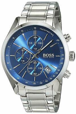 HUGO BOSS® Mens Grand Prix Chronograph Watch HB 1513478