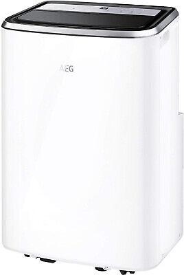 AEG AXP34U338CW NEW ChillFlex Pro Portable  Air Conditioner (A++) 1000W - White