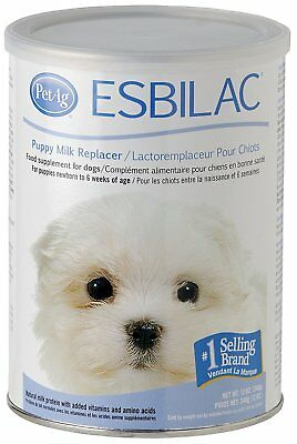 Pet Ag Products Esbilac Milk Replacer Powder For Newborn to 6 Weeks Dogs - 340 g