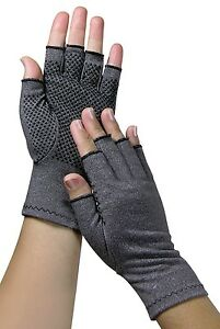 Women Arthritis Gloves Compression Grips Blood Circulation Cotton Lycra Breath
