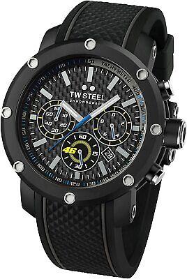 NEW TW Steel VR46 Men's Chronograph Quartz Watch -  TW937