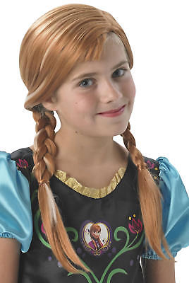 - Die Eiskönigin Disney (Frozen Perücke Anna)