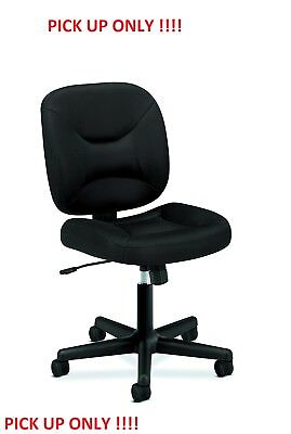 Hon Valutask Low Back Task Chair - Mesh Computer Chair For Office Desk  Pick Up