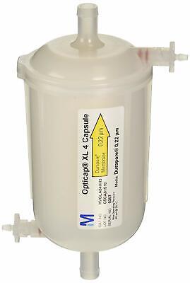 Millipore Opticap Xl4 Durapore 916 Pvdf 0.22 M Capsule Kvgla04hh3 3 Pack