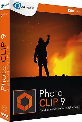 Photo Clip 9 CD/DVD EAN 4023126120731 Kreatives Bilderbearbeitung von InPixio