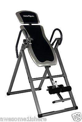 Back Extension Machine Lumbar Spinal Stenosis Inversion Therapy Table Lower Pain