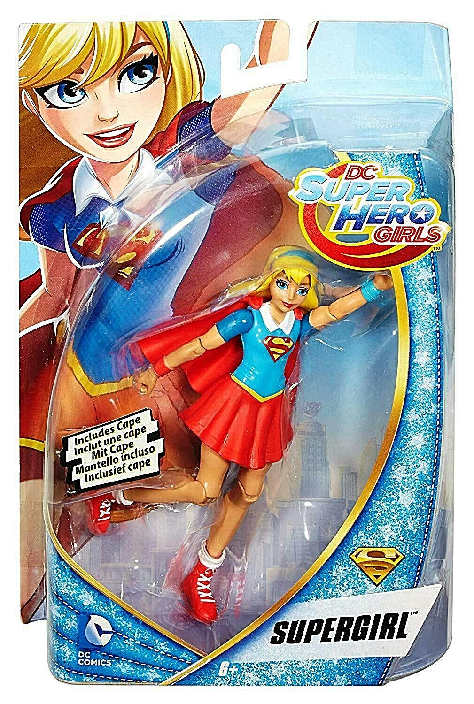 "DC Comics Super Hero 6/"" Supergirl Ivy Poison Loose Action Figure"