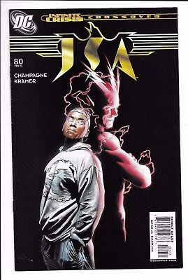 Dc Comics  Jsa  Issue 80  Direct Sales  2005  9 6  Near Mint Condition