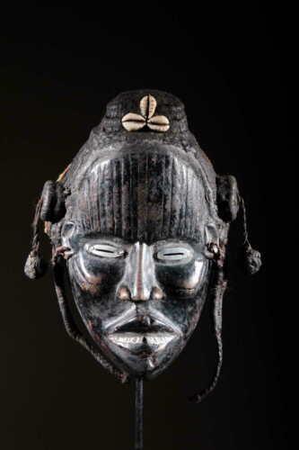 Mask African Mask Dan 1438