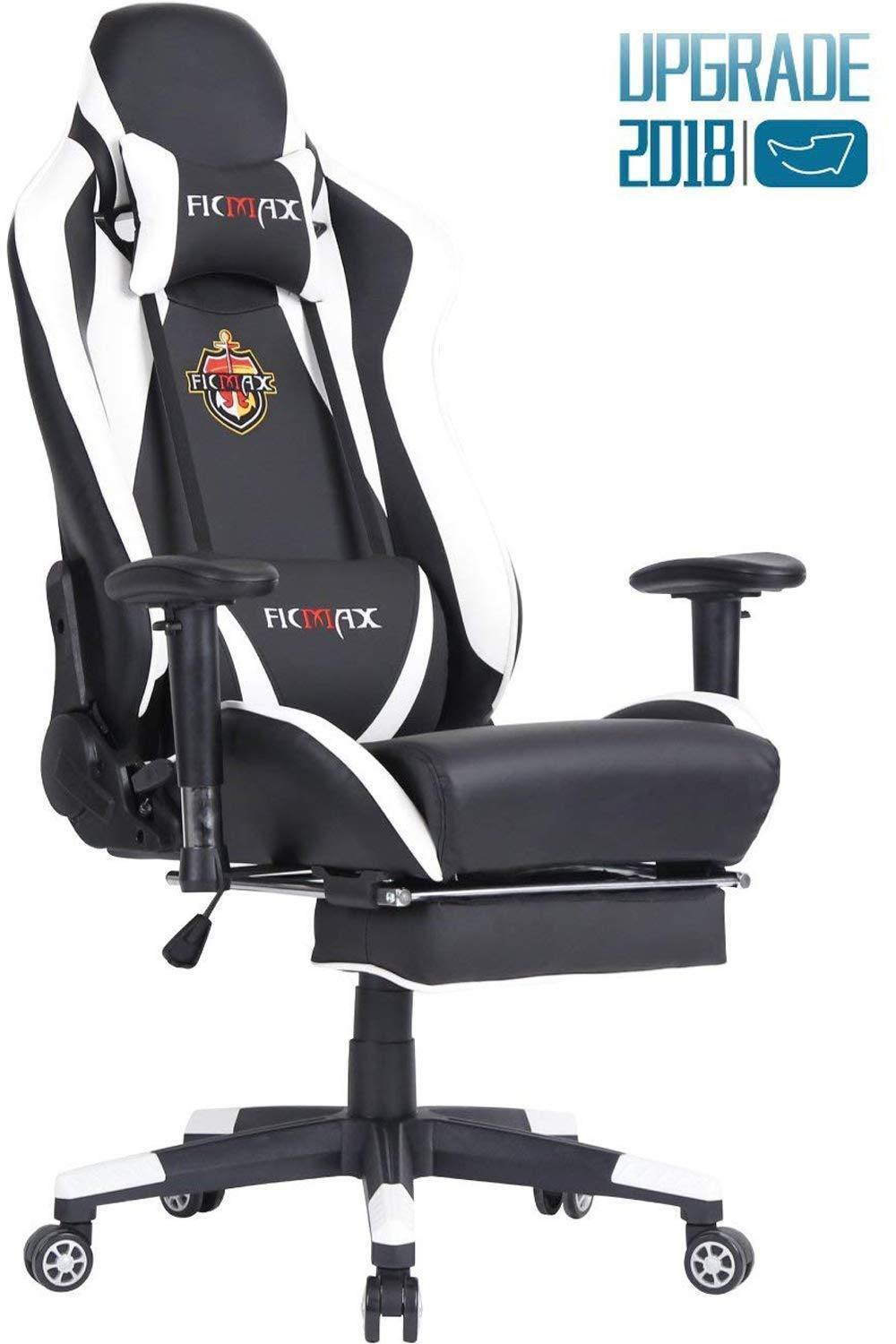 gamer video gaming chair computer work office